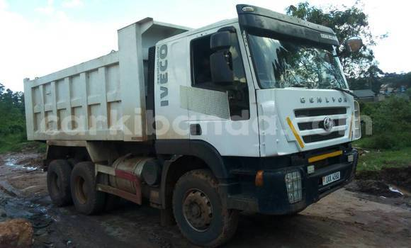 Buy Used Iveco Cargo White Truck in Kampala in Uganda