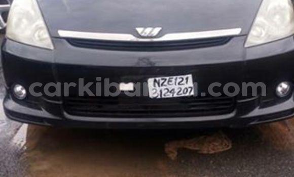 Buy Used Toyota Wish Black Car in Busia in Uganda