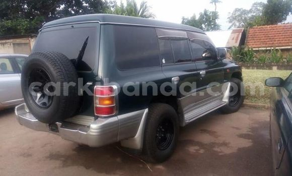 Buy Used Mitsubishi Pajero Black Car in Busia in Uganda