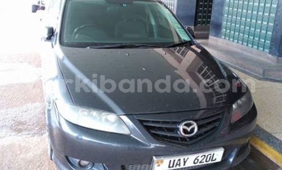 Buy Used Mazda Atenza Black Car in Busia in Uganda