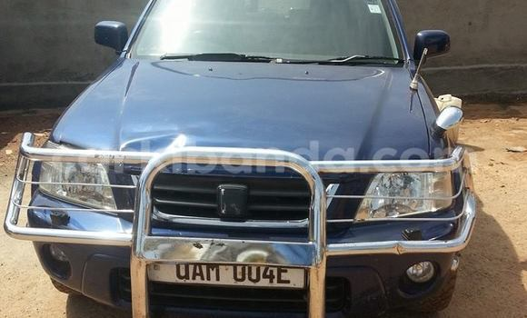 Buy Used Honda CR-V Blue Car in Busia in Uganda