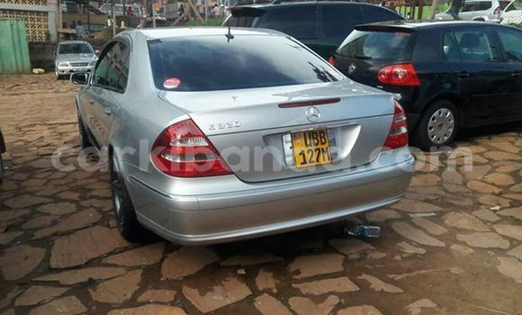 Buy Used Mercedes Benz E-Class Silver Car in Busia in Uganda