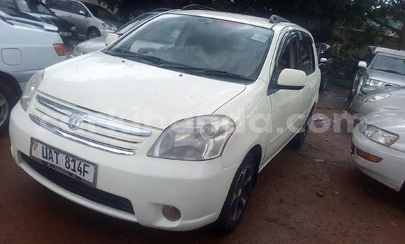 Buy Used Toyota Raum White Car in Busia in Uganda