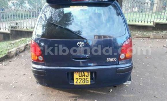 Buy Used Toyota Spacio Blue Car in Busia in Uganda