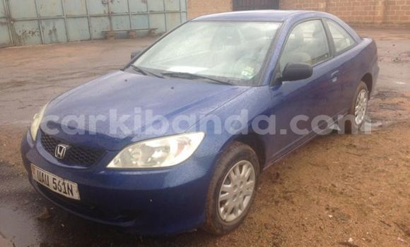 Buy Used Honda Civic Blue Car in Busia in Uganda