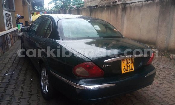 Buy Used Jaguar X-Type Green Car in Busia in Uganda