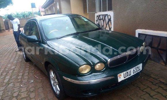 Buy Used Jaguar X-Type Green Car in Busia in Uganda