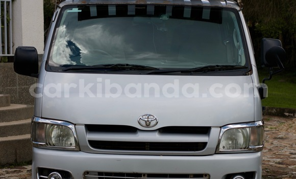 Buy Used Toyota HiAce Silver Truck in Fort Portal in Uganda