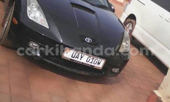 Buy Used Toyota Celica Black Car in Kampala in Uganda