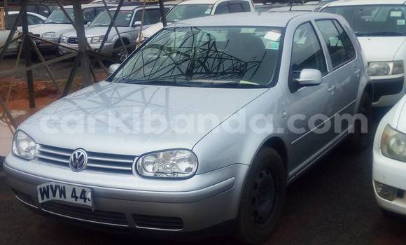 Buy New Volkswagen Golf Silver Car in Kampala in Uganda