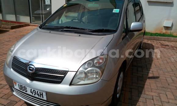 Buy Used Toyota Spacio Beige Car in Kampala in Uganda