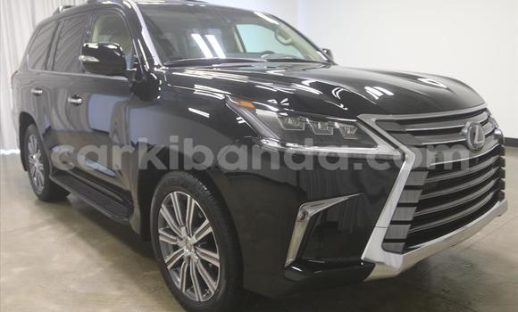 Buy Used Lexus LX 570 Black Car in Busia in Uganda