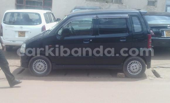 Buy Used Suzuki Wagon Black Car in Arua in Uganda