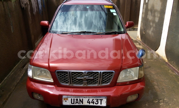 Buy Used Subaru Forester Red Car in Mukono in Uganda