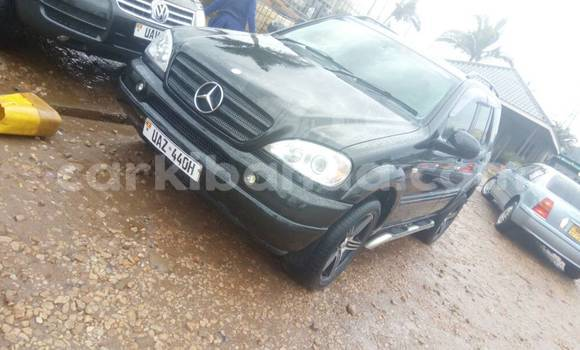 Buy Used Mercedes Benz ML-Class Black Car in Kampala in Uganda