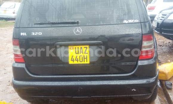Buy Used Mercedes Benz ML–Class Black Car in Kampala in Uganda