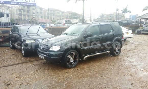 Buy New Mercedes Benz ML-Class Black Car in Kampala in Uganda