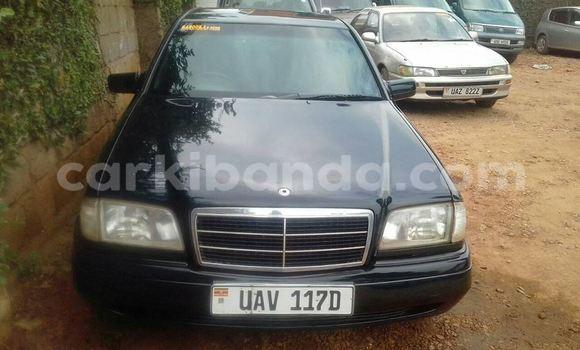 Buy Used Mercedes Benz C-Class Black Car in Busia in Uganda