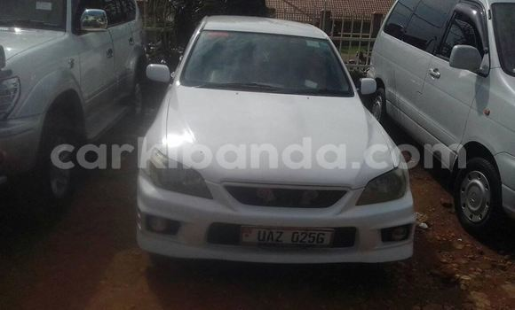 Buy Used Toyota Altezza White Car in Busia in Uganda