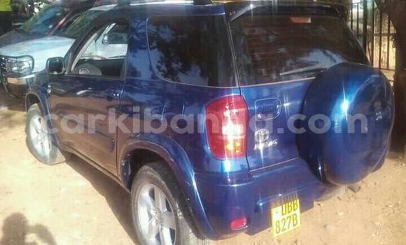 Buy Used Toyota RAV4 Blue Car in Busia in Uganda