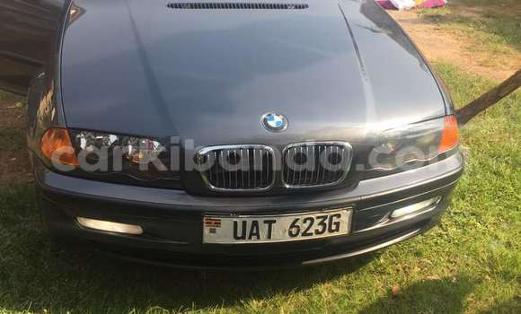 Buy Used BMW 3–Series Silver Car in Kampala in Uganda