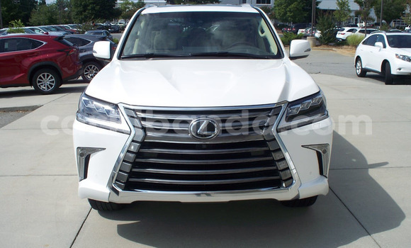 Buy Used Lexus LX 570 White Car in Mpondwe in Uganda