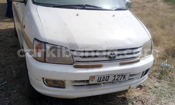 Buy Used Toyota Noah White Car in Soroti in Uganda