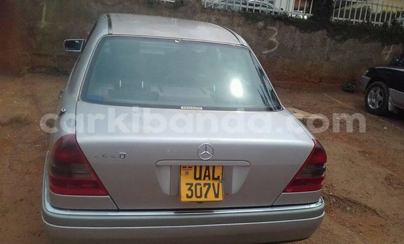 Buy Used Mercedes Benz C-Class Silver Car in Kampala in Uganda