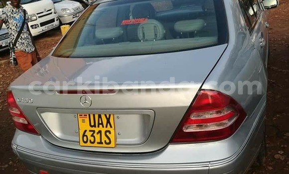 Buy Used Mercedes Benz C–Class Silver Car in Kampala in Uganda