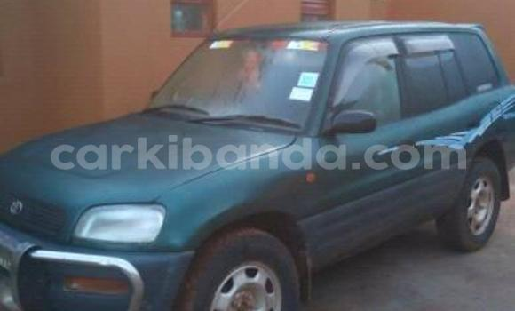 Buy Used Toyota RAV4 Green Car in Kampala in Uganda