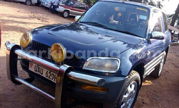 Buy Used Toyota RAV4 Blue Car in Kampala in Uganda