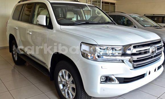 Buy New Toyota 4Runner White Car in Kampala in Uganda