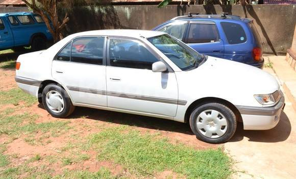 Buy Used Toyota Premio Silver Car in Arua in Uganda