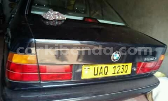Buy Used BMW 3-Series Black Car in Kampala in Uganda