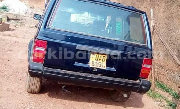 Buy Used Jeep Grand Cherokee Black Car in Kampala in Uganda