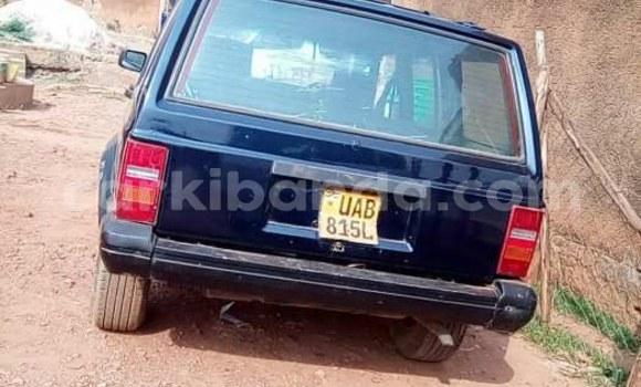 Buy Used Jeep Grand Cherokee Black Car in Kampala in Uganda