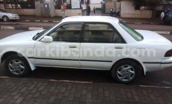 Buy Used Toyota Carina White Car in Kampala in Uganda