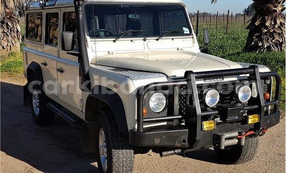 Buy Used Land Rover Defender White Car in Kampala in Uganda