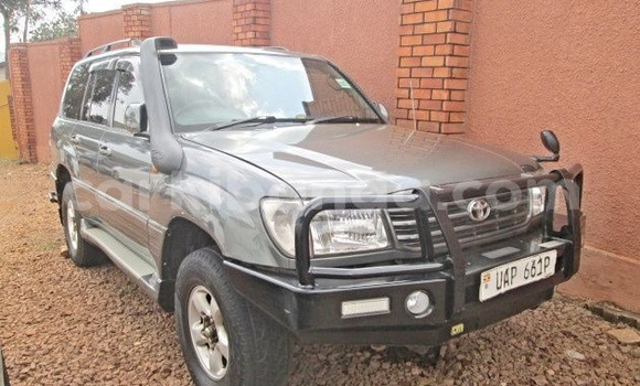 Buy Used Toyota 4Runner Silver Car in Kampala in Uganda