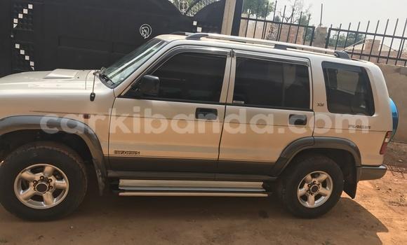 Buy Used Isuzu Trooper Silver Car in Kampala in Uganda