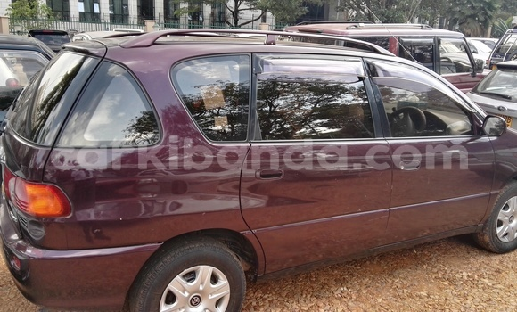 Buy Used Toyota Epsun Brown Car in Kampala in Uganda