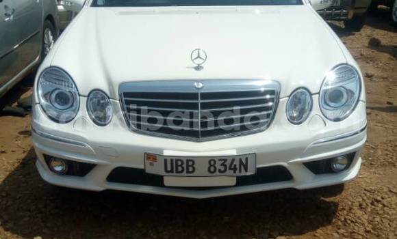 Buy New Mercedes‒Benz E–Class Red Car in Kampala in Uganda
