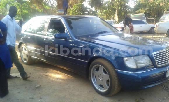 Buy Used Mercedes Benz S–Class Blue Car in Kampala in Uganda