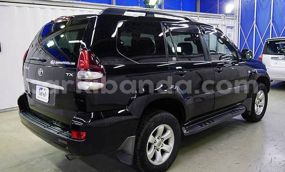 Buy Used Toyota 4Runner Black Car in Mbarara in Uganda