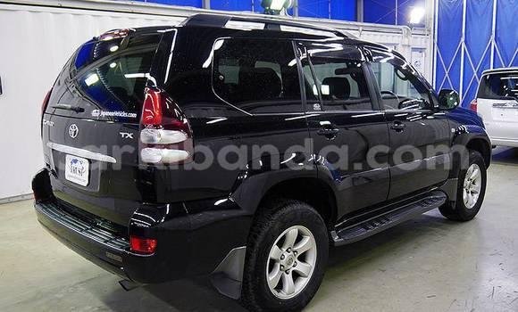 Buy Used Toyota 4Runner Black Car in Mbarara in Uganda