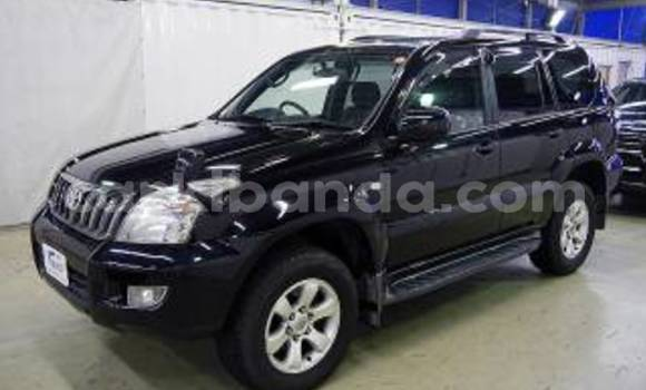 Buy Used Toyota 4Runner Black Car in Kampala in Uganda
