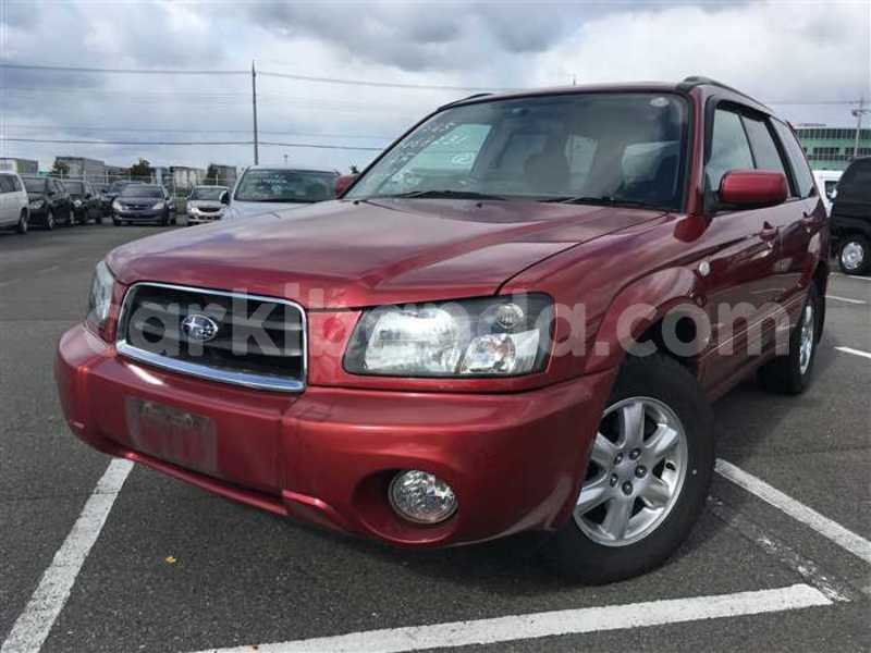 Big with watermark subaru forester x20 4wd 85 710km 2004 7 000