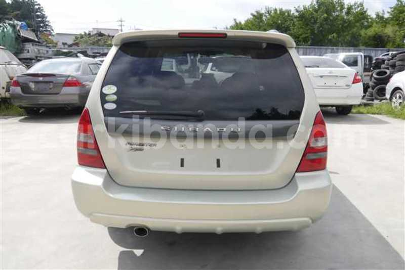 Big with watermark subaru forester x20 4wd 102 543km manual 2004 6 750 6
