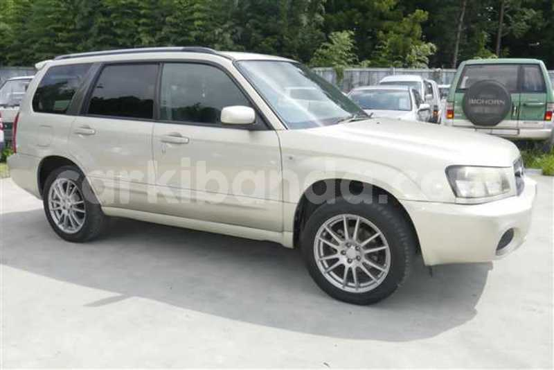 Big with watermark subaru forester x20 4wd 102 543km manual 2004 6 750 8