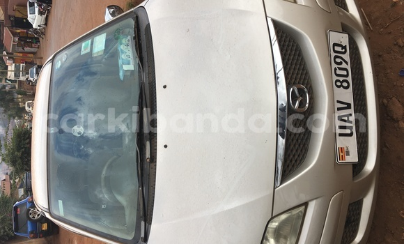 Buy Used Mazda Premacy Silver Car in Kampala in Uganda